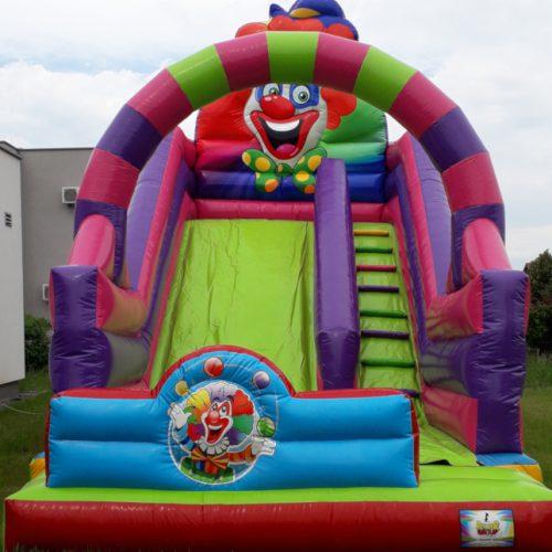 plac zabaw clown